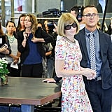 We'd watch a reality show that features Anna Wintour, wouldn't you?