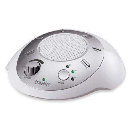 Homedics SoundSpa Relaxation Sound Machine
