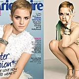 December 2010: US Marie Claire
