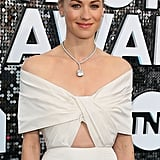 Yvonne Strahovski at the 2020 SAG Awards