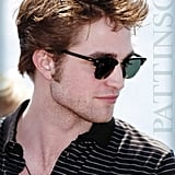Robert Pattinson Poster Print ($7)