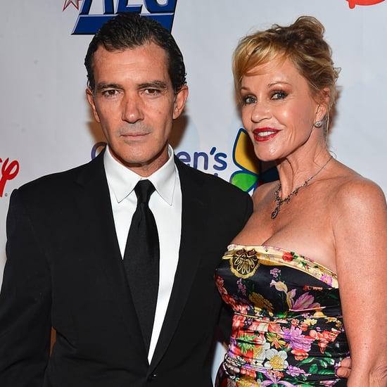 Melanie Griffiths And Antonio Banderas Getting Divorced