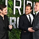 Pictured: Pedro Pascal, Charlie Hunnam, and Ben Affleck