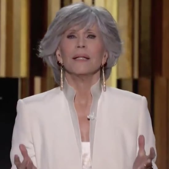 Jane Fonda's Speech at the 2021 Golden Globe Awards | Video