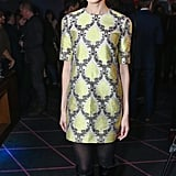 Gemma Chan at The Homecoming Press Night