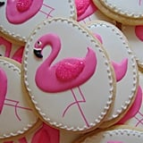 Pink Flamingo Cookies ($35)