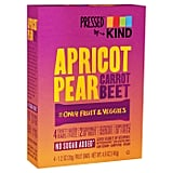 Pressed by Kind Apricot Pear Carrot Beet Fruit Bar