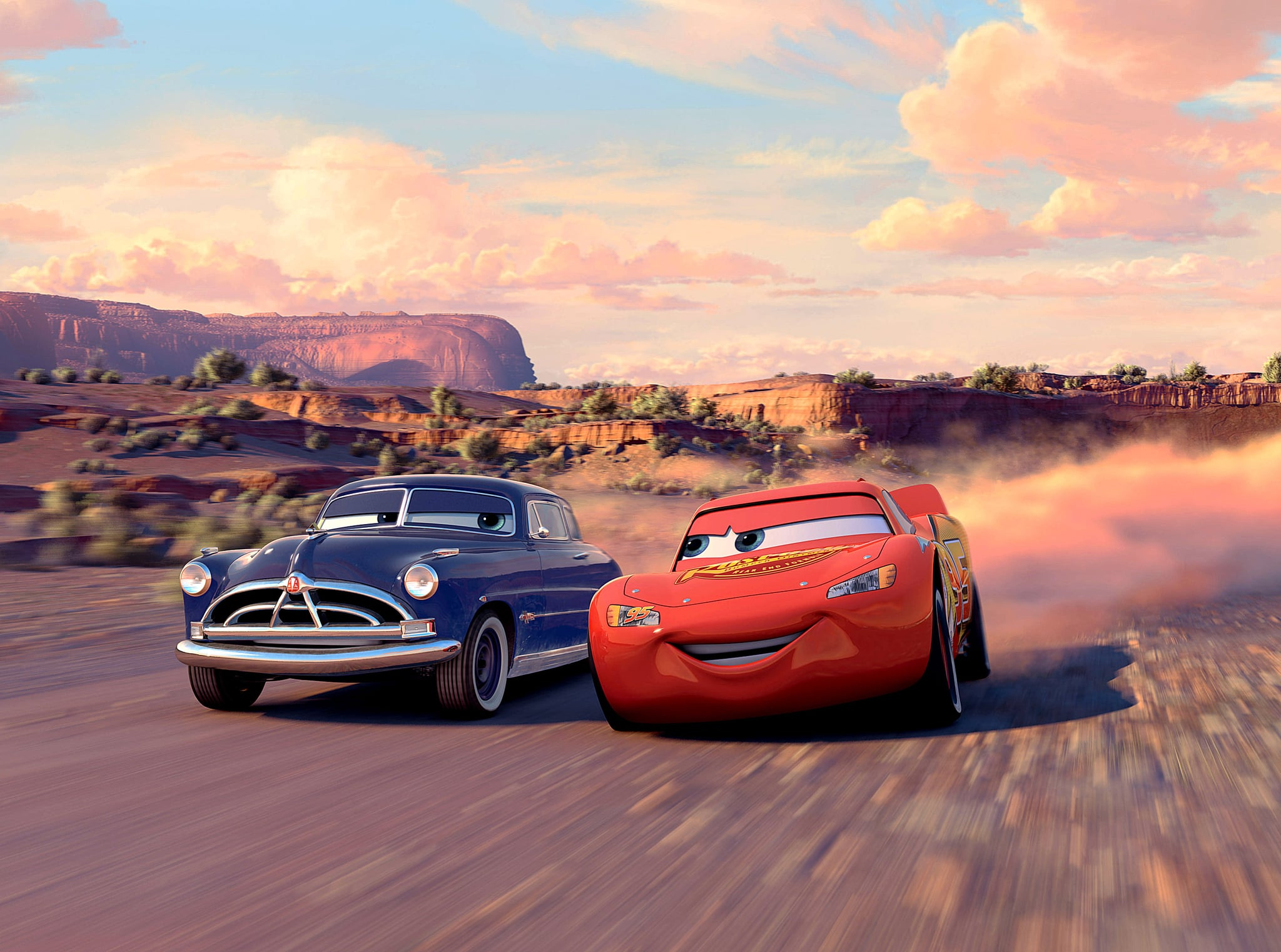 Cars 2006 Pixar Movies Ranked Best To Worst Based On How Many Times Your Kid Made You Watch It Popsugar Family Photo 4
