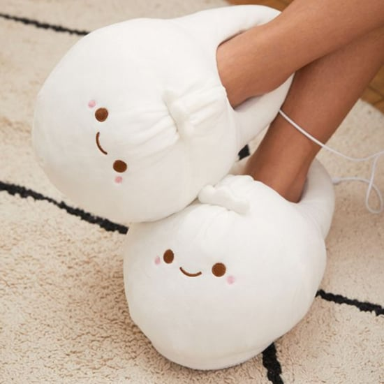 Urban Outfitters Has the Coziest Heated Dumpling Slippers