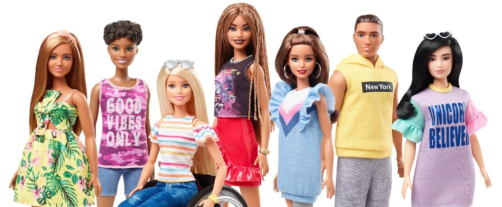 Barbie Fashionistas Dolls With Disabilities Fall 2019