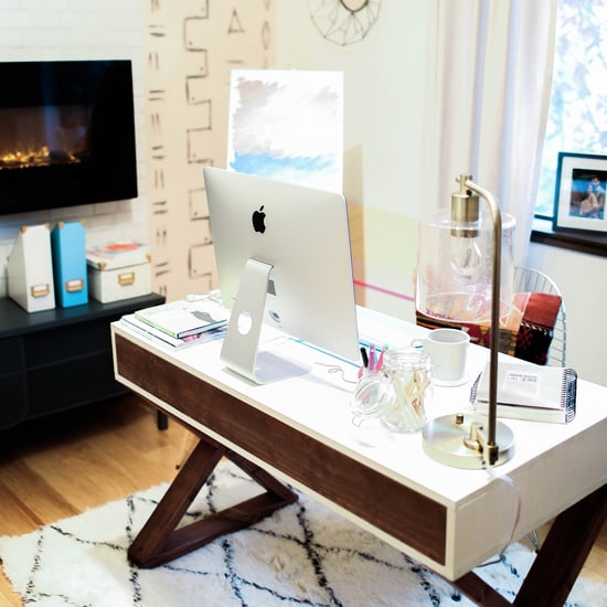 Desiree Hartsock's Home Office Makeover