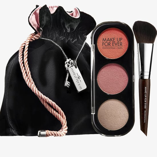 Fifty Shades of Grey x Make Up For Ever Collaboration