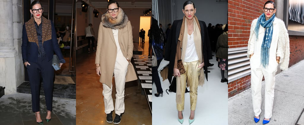 Jenna Lyons Street Style Pictures