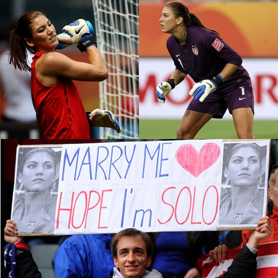 Hope Solo Helps USA Advance to Women's World Cup Final With Hot Confidence