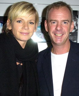 Zoe Ball Gives Birth to Girl Nelly May Lois Cook With Norman Cook Fatboy Slim Pictures