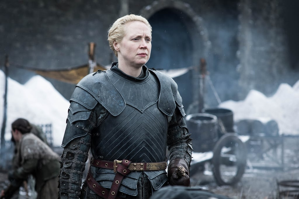 Leo (July 23–Aug. 22): Brienne of Tarth