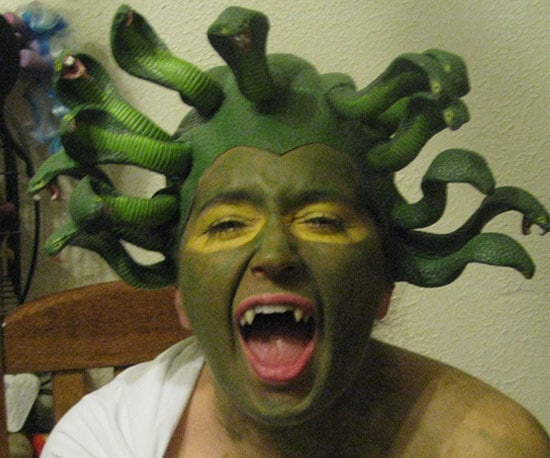 Don't Mess With Medusa