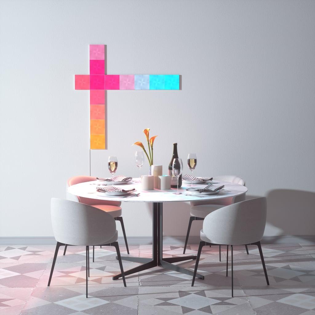 Nanoleaf Canvas — Dining Room