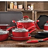 The Pioneer Woman Vintage Speckle 20-Piece Cookware Combo Set ($130)