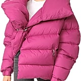 Marques Almeida Asymmetrical Puffer Jacket