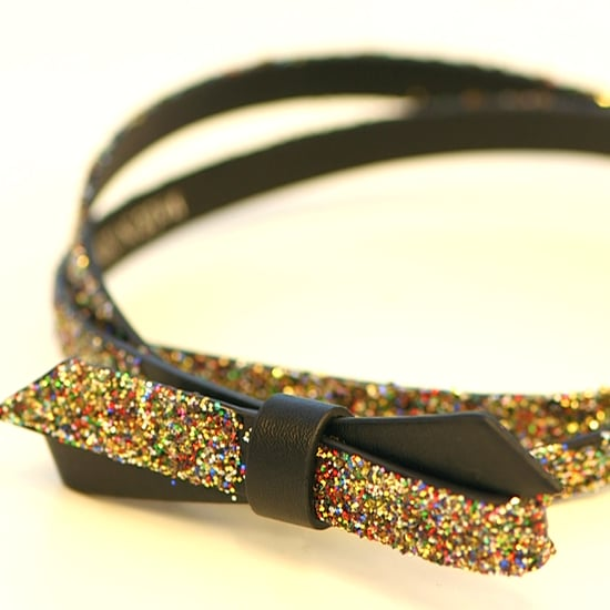 How to Make a Glitter Belt (Video)