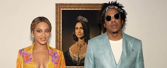 Beyonce and JAY-Z's Brit Awards Acceptance Speech Video 2019