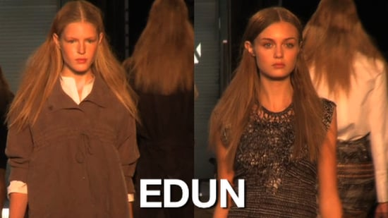Spring 2011 New York Fashion Week: EDUN 2010-09-09 11:28:12