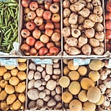 Shop For Fall Veggies at the Farmers Market