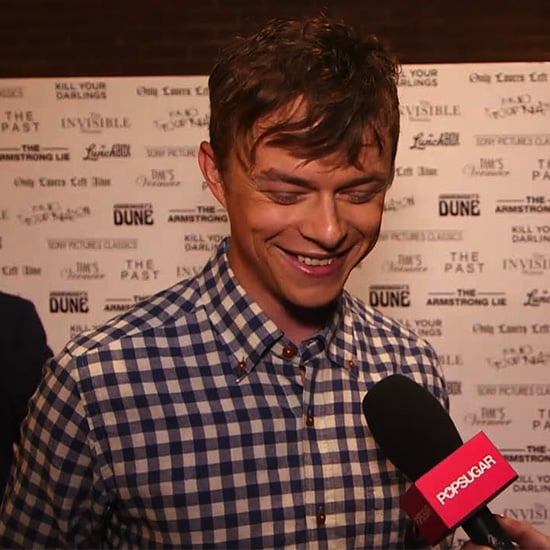 Dane DeHaan Interview on Robert Pattinson at TIFF (Video)