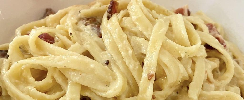 Garlic Bacon Alfredo Sauce Recipe