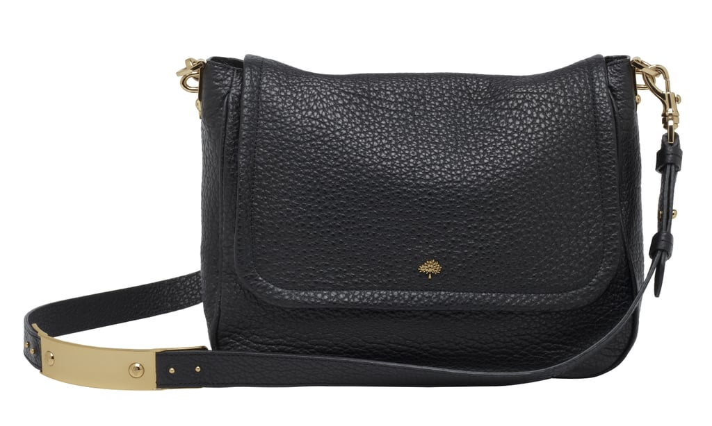 9fd2f9c53c68 Evelina Satchel in Black Soft Large Grain - £595