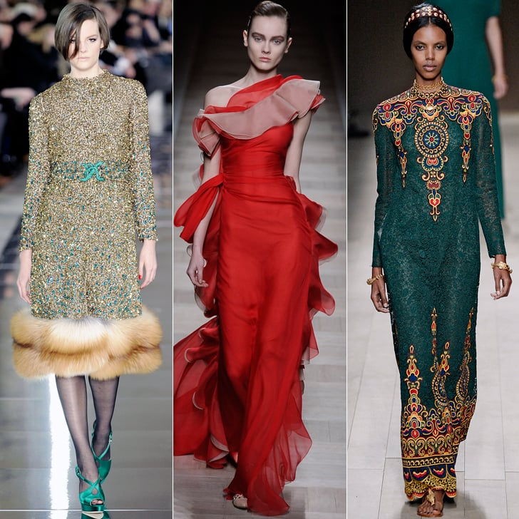 Try Not to Fall in Love With These Valentino Creations