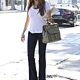 Sofia Vergara shopped around LA.