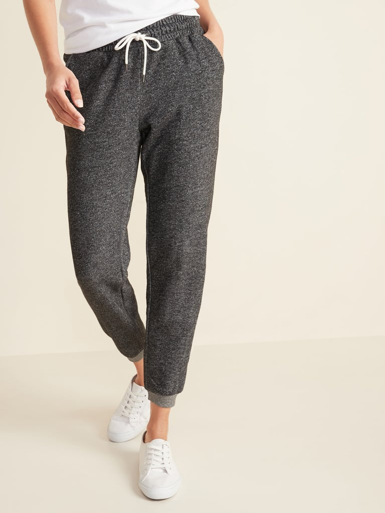 Old Navy Marled French-Terry Joggers