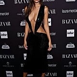 Emily Ratajkowski Julien Macdonald Dress at Icons Party ...