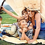 Britney Spears felt special and proud to be mom to Sean Preston and Jayden James.