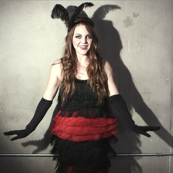 How to Make a Flapper Halloween Costume