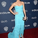 Nikki Reed at the InStyle Golden Globes Afterparty