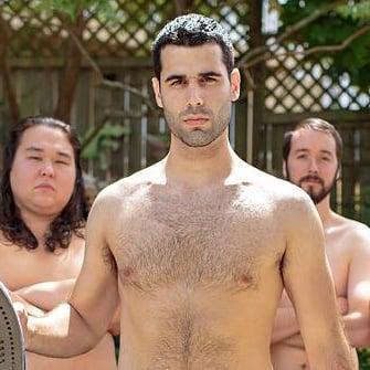Groom and Groomsmen Underwear Photo on Reddit
