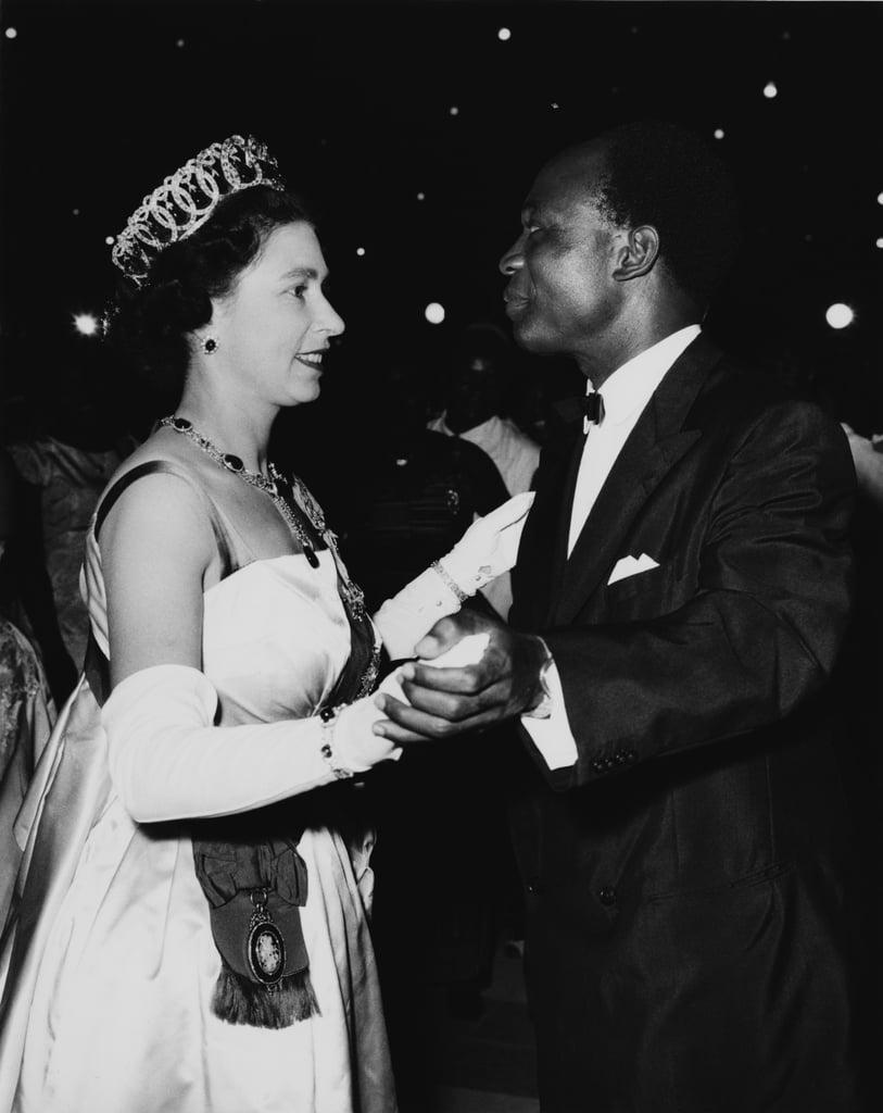Queen Elizabeth's Trip to Ghana on The Crown