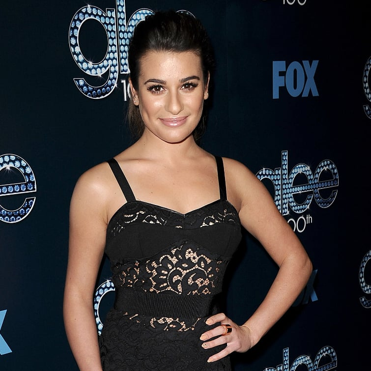 Glee Cast at 100th-Episode Party | Pictures | POPSUGAR Celebrity
