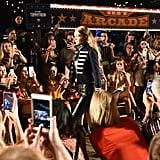 Gigi Hadid Opened the Runway