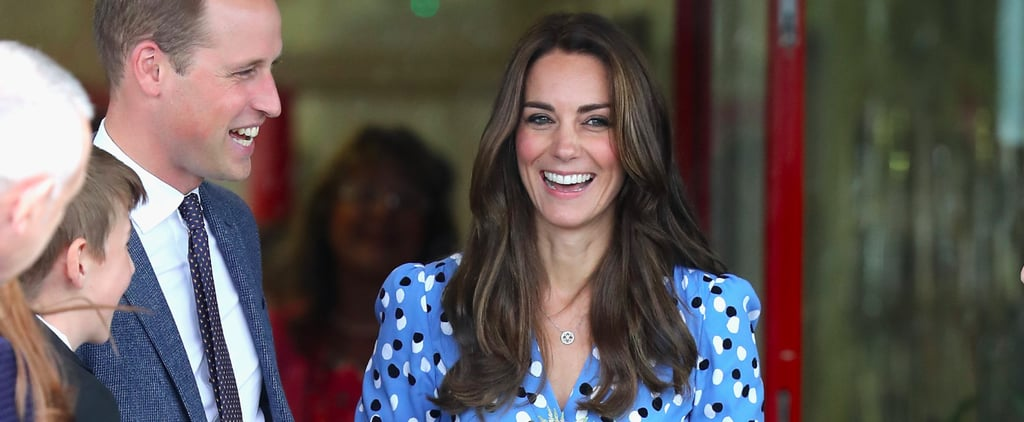 We Thought Kate's Dress Was Simple, but Then She Turned to the Side
