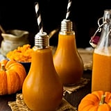 Harry Potter-Inspired Pumpkin Juice