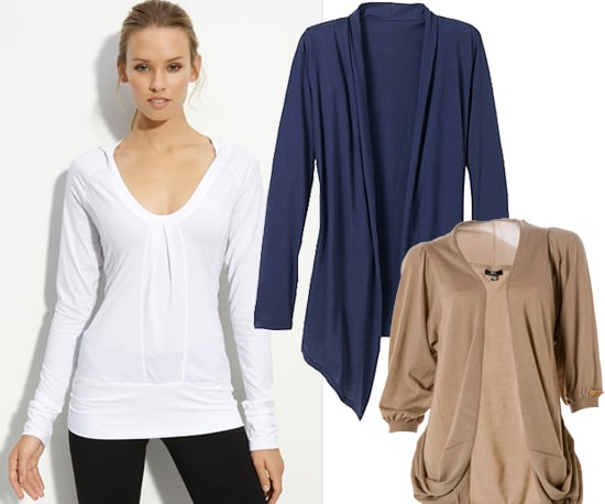 Lightweight Summer Gym Cover-Ups That Are Fall Ready