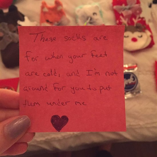 Boyfriend Surprises Girlfriend With Christmas Gift Twitter