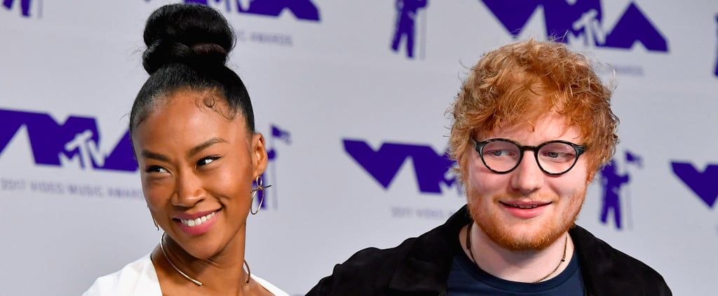 Ed Sheeran Didn't Bring His Girlfriend to the VMAs, but You'll Recognize His Date