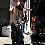 Johnny Depp in Puerto Rico