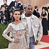 The pair drew stares when they struck poses at 2016's Met Gala ball.