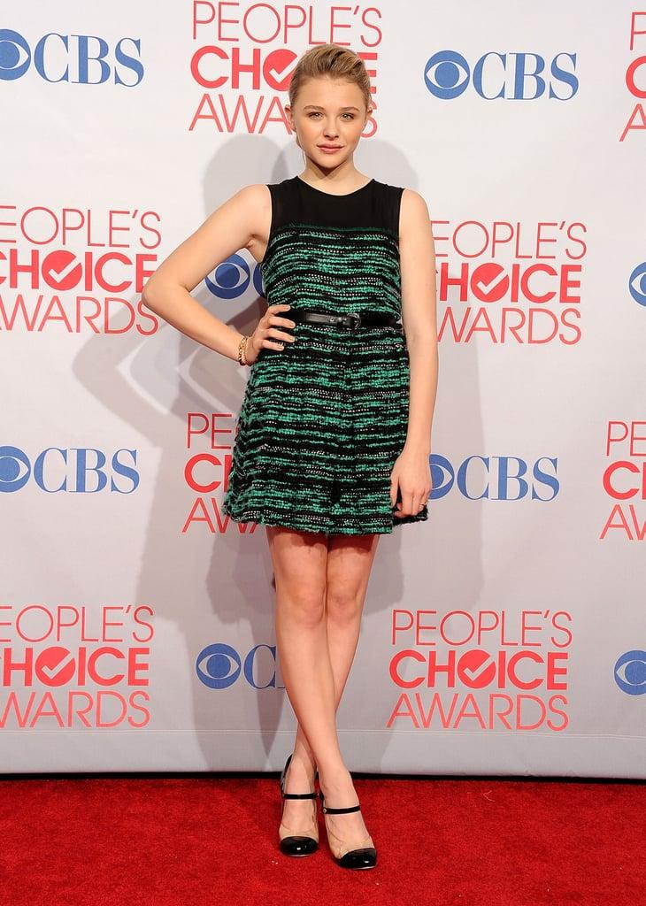 Chloë Moretz